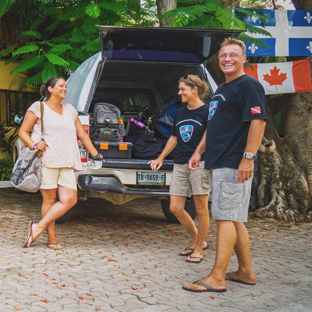 Cenote Adventures Luna Sol Hotel