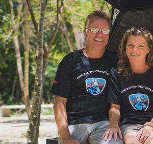 Cenote Adventures Stefan & Bea