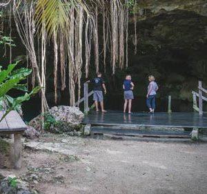 Cenoten Höhle